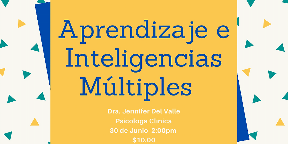 Aprendizaje e Inteligencias múltiples