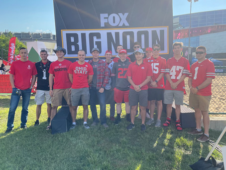 VIP Experience for Ohio State Military Students