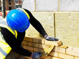 Daedalus Village, brickwork for Wates