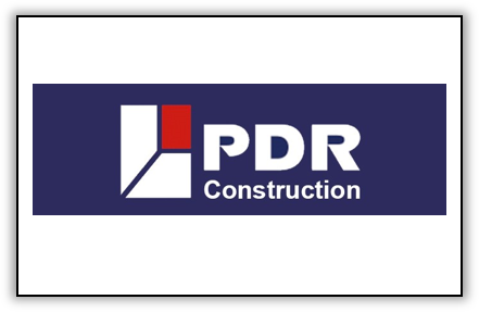 PDR Construction logo