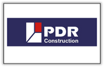 PDR Construction logo