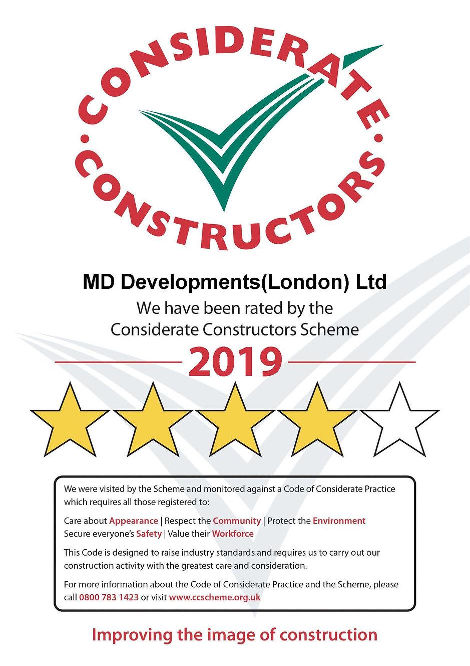 CCS Star Rated Certificate 2019.jpg