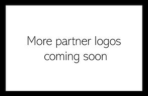 More partner logos to come soon inscription