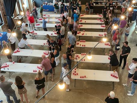 3&G Beer Pong Tournament