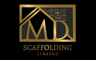 MD Scaffolding logo