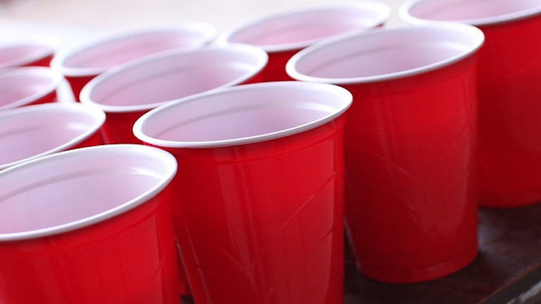 3rd & Goal Beer Pong Tournament
