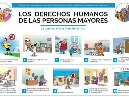 PUBLICACIONES/ OMS - Derechos Humanos personas mayores
