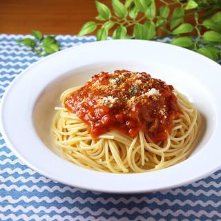 ミートスパゲッティー