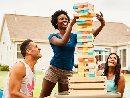 5 OUTDOOR GAMES FOR SUMMER FUN