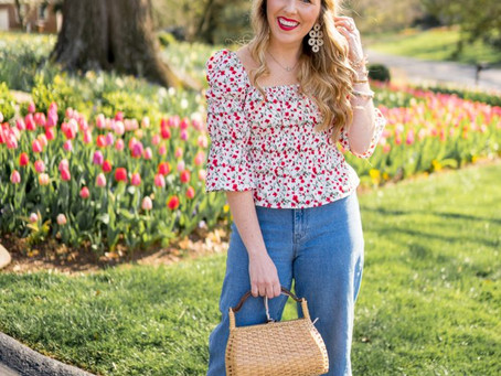 SPRING STYLE TIPS