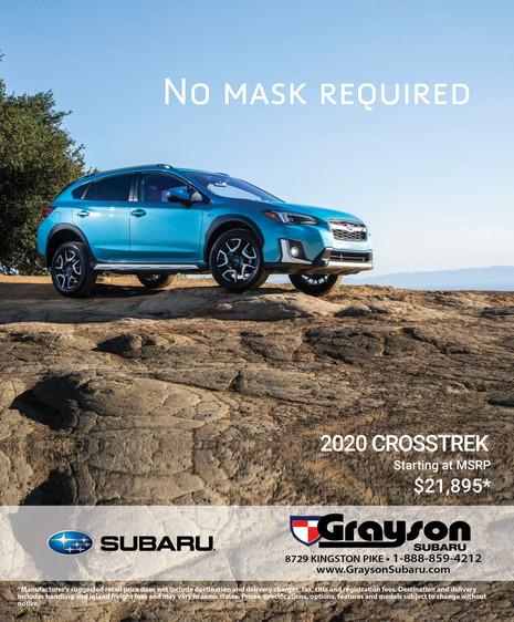 Grayson Subaru