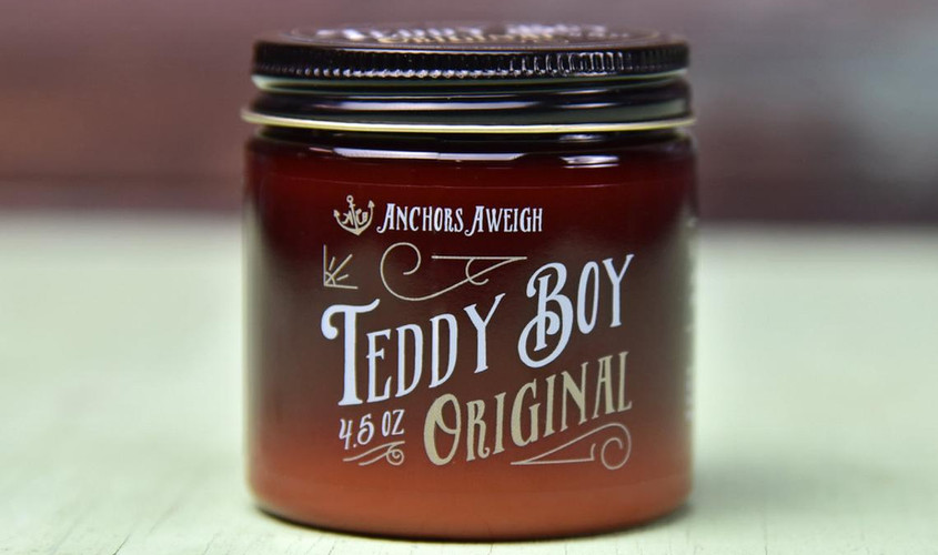 SOFT HAIR POMADE - TEDDY BOY ORIGINAL