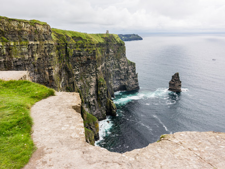 DREAMING OF IRELAND?