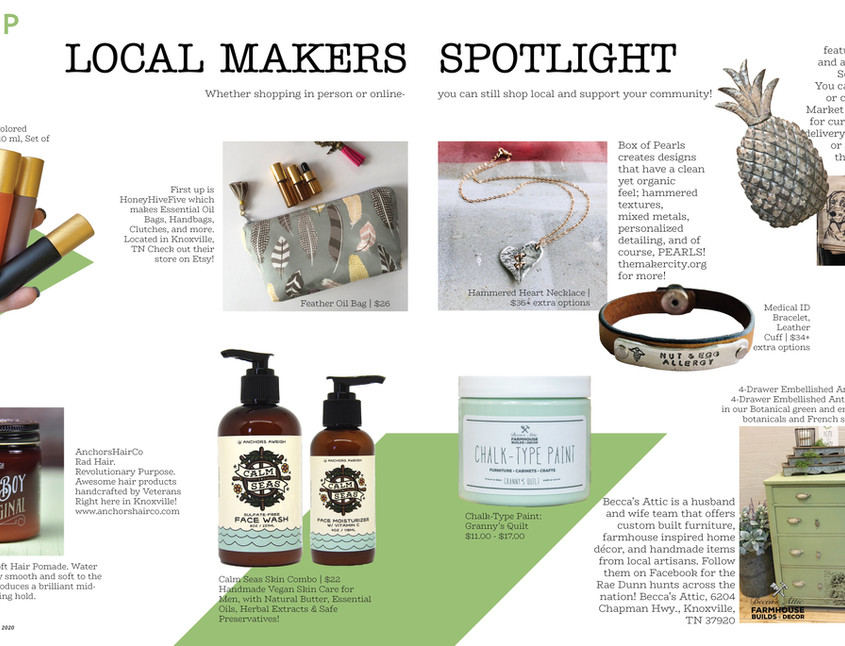 Local Makers Spotlight