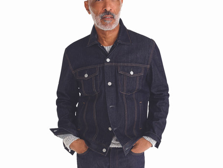 Denim Hues for Men