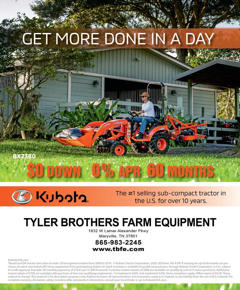 Tyler Brothers Farm Equipment