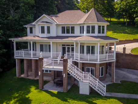 LUXURY WATERFRONT HOME UP FOR AUCTION!
