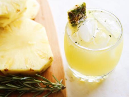 Rosemary Pineapple Margarita