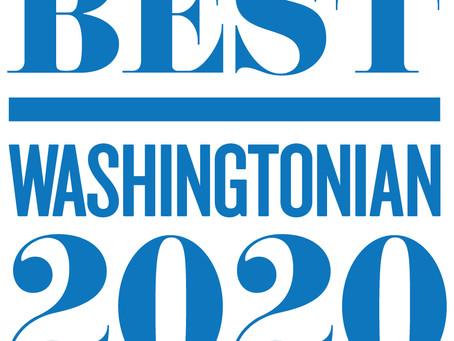Washingtonian Top 20