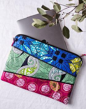 Mango + Main laptop case. Fair trade and handmade. https://mangoandmain.com/collections/accessories/products/laptop-sleeve
