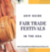 Fair Trade Festivals in the U.S. Graphic