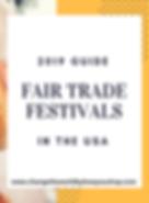 Find Fair Trade Festivals in the U.S.A.