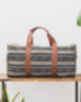 Krochet Kids The Pike travel bag. https://www.krochetkids.org/products/womens/womens-bags/
