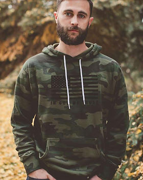 Hope Outfitters In God We Trust Camo Hoodie. https://www.hopeoutfitters.com/collections/men