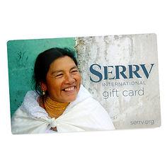Serrv $25 Gift Card