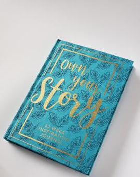 Artruism Imports Own Your Story Journal. Fair Trade.