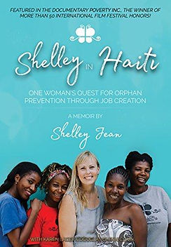 """""""Shelley in Haiti"""" book tells the story behind Papillon Enterprise which is on a mission of """"Orphan prevention through job creation."""" https://papillonmarketplace.com/collections/books"""