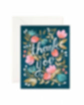 Amma's Umma thank you card. An ethical boutique which give back to adoptions. https://ammasumma.com/collections/stationery