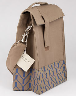 Ten Thousand Villages Lunch Bag. Fair Trade. https://www.tenthousandvillages.com/catalogsearch/result/?q=lunch