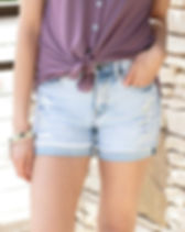 Amma's Umma distressed shorts. An ethical boutique that gives back to adoptions. https://ammasumma.com/search?q=summer