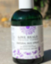 Amplify Peace natural bug spray from Thistle Farms. https://amplify-marketplace.myshopify.com/products/natural-bug-spray