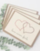 Rosie's Boutique Love Never Fails Handmade Valentine Cards