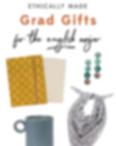 "Ten Thousand Villages Mosaic Blog: ""Best Ethically-made Grad Gifts for These 5 Majors."" https://www.tenthousandvillages.com/mosaic/best-ethical-graduation-gifts-for-these-5-majors/"