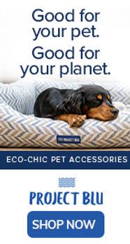 Project Blu Eco Friendly Pet Accessories
