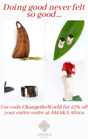 Amaka Africa: High Quality Handcrafted Goods from Uganda.