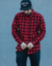 Krochet Kids & The Great PNW men's flannel shirt. https://www.krochetkids.org/products/mens/