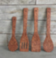 Shop With a Mission Palm Tree Cooking Set. Fair trade and made in Cambodia. https://shopwithamission.com/collections/dining-entertainment