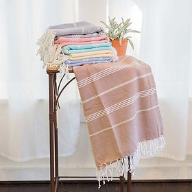 Education and More fouta turkish bath towels. Fair trade and handmade in Guatemala. https://www.educationandmore.org/collections/fouta-turkish-towels