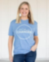 Mercy House World Changer Women's Tee. https://www.serrv.org/category/tops