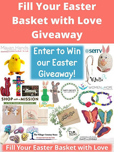 Fill Your Easter Basket with Love Giveaway Enter to Win