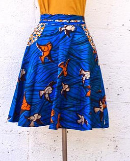 Amani Ya Juu Fair Trade Skirt https://amaniafrica.org/collections/clothing/skirts