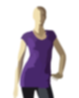 Ethical Women's Tops Pixabay graphic
