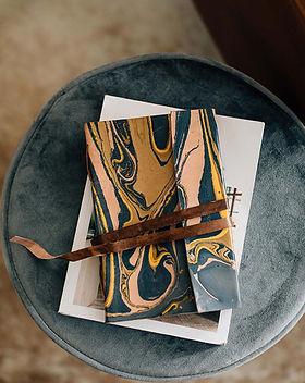 Ten Thousand Villages musings journal. Handmade and fair trade. https://www.tenthousandvillages.com/journals-photo-albums-portfolios/