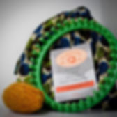 Kid Knits knit kit.  Kids get to learn to knit their own hats using handcrafted yarn and learn how they can change the world!. https://shop.kidknits.org/collections/kidknits-hat-kits