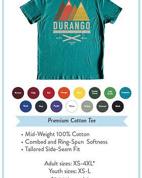 Goex fair trade custom t-shirts. https://goexapparel.com/