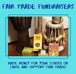 Fair Trade Fundraisers.